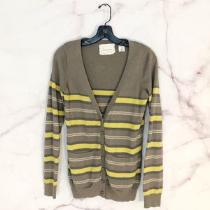UO Coincidence & Chance Striped Cardigan